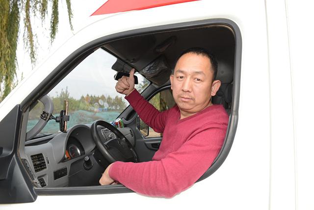 济南金牌用户怀心洪- 东风御风比别人车每次多装5辆