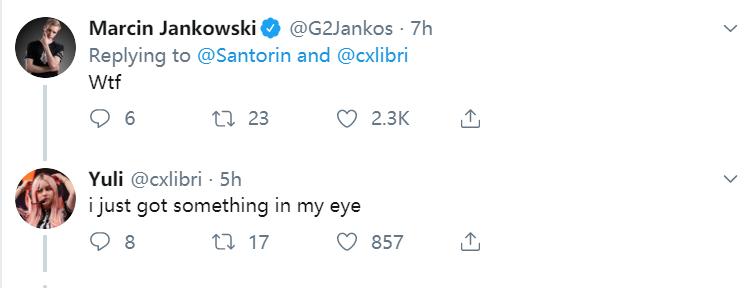 Jankos奥拉夫精彩操作 裁判小姐姐不忍直视